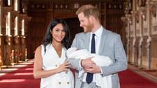 Książę Harry i Meghan Markle pokazali światu royal baby!