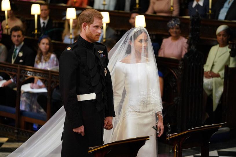 Książę Harry i Meghan Markle są już małżeństwem! /WPA Pool /Getty Images