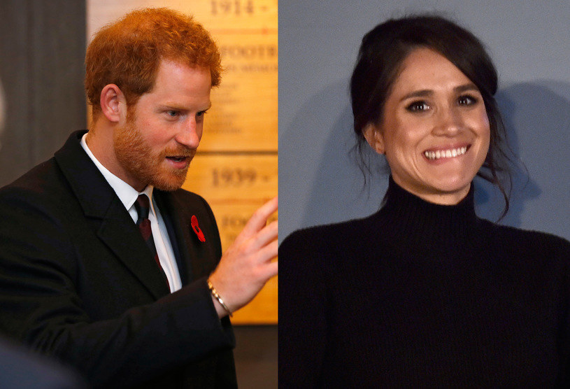 Książę Harry i Meghan Markle /WPA Pool, Alberto E. Rodriguez /Getty Images