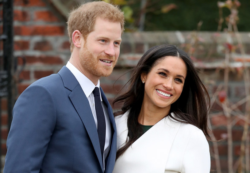 Książę Harry i Meghan Markle /Chris Jackson /Getty Images