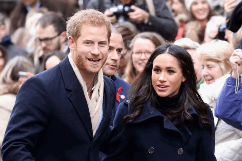 Książę Harry i Meghan Markle /Getty Images