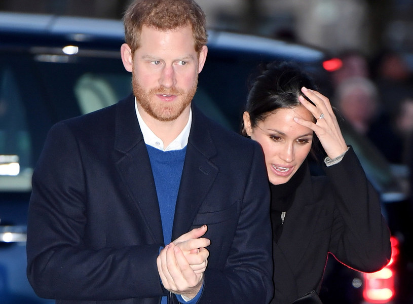 Książę Harry i Meghan Markle /CHRIS J RATCLIFFE /Getty Images