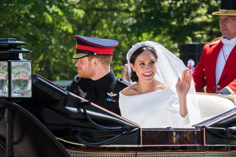 Książę Harry i Meghan Markle /CapitalPictures/face to face /Reporter