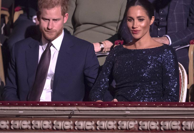 Książę Harry i Meghan Markle /WPA Pool /Getty Images
