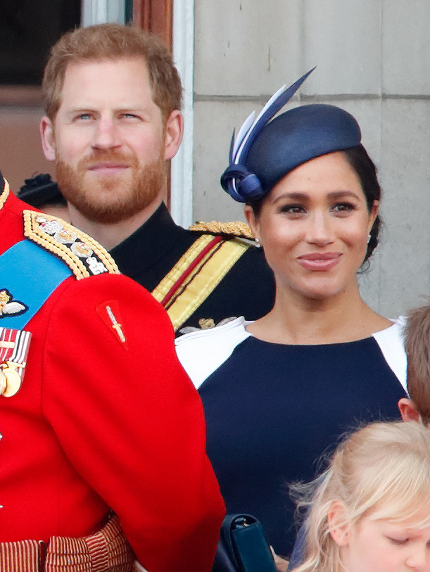 Książę Harry i Meghan Markle /Max Mumby/Indigo /Getty Images