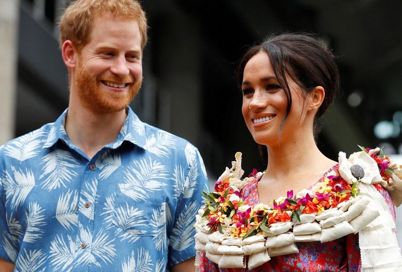 Książę Harry i Meghan Markle /Getty Images /Getty Images