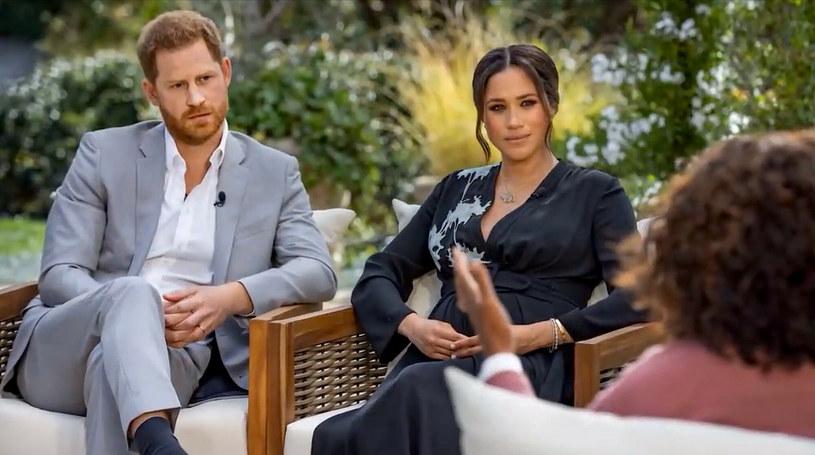 Książę Harry i Meghan Markle /EastNews /East News