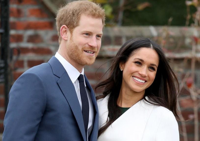 Książę Harry i Meghan Markle /Chris Jackson /Getty Images