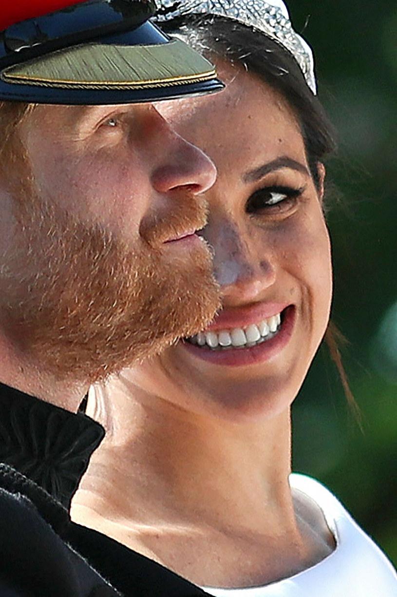 Książę Harry i Meghan Markle /DANIEL LEAL-OLIVAS/AFP/East News /East News