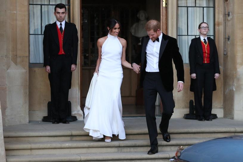Książę Harry i Meghan Markle /WPA Pool / Pool /Getty Images