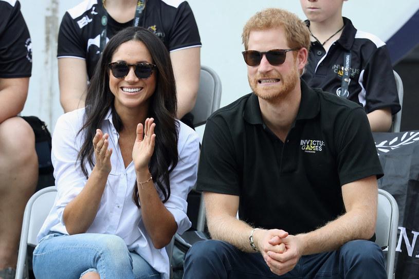 Książę Harry i Meghan Markle /Chris Jackson / Staff  /Getty Images