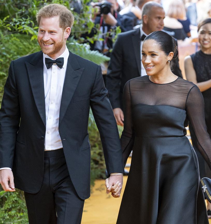 Książe Harry i Meghan Markle /Mark Cuthbert / Contributor /Getty Images