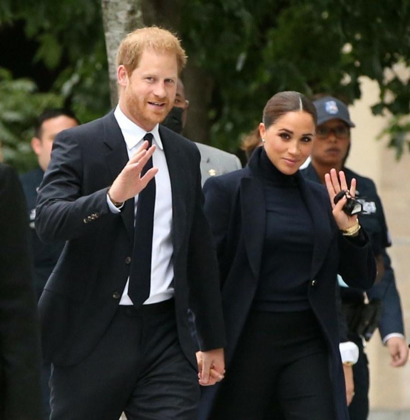 Książę Harry i Meghan Markle /Christopher Peterson / SplashNews.com/East News /East News