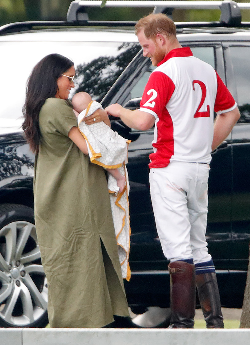 Książę Harry i Meghan odłączyli się od rodziny królewskiej /Max Mumby/Indigo /Getty Images