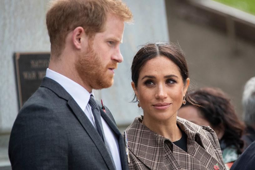 Książę Harry i Meghan zostali obudzeni w środku nocy informacją o śmierci księcia Filipa /Rosa Woods /Getty Images