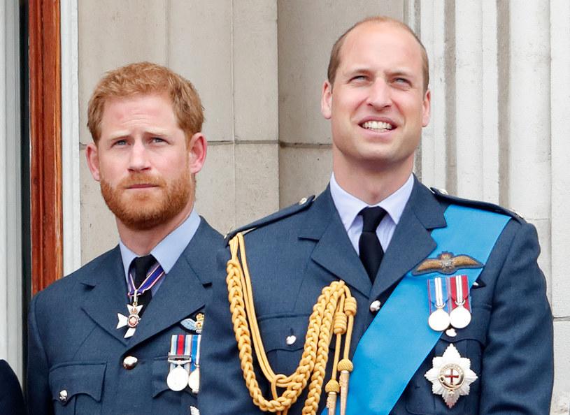 Książę Harry i William /Max Mumby/Indigo /Getty Images