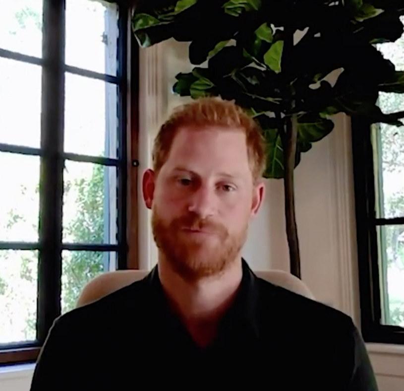 Książę Harry już od pewnego czasu miał nieco przerzedzoną czuprynę /Trailwalker/Ferrari Press /East News