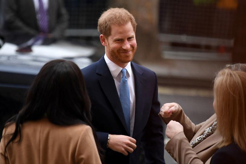 Książę Harry ma możliwość podjęcia pracy w znanej sieciówce /DANIEL LEAL-OLIVAS /Getty Images