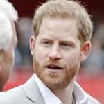 Książe Harry podczas londyńskiego maratonu
