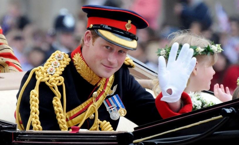 Książę Harry poślubi Meghan Markle 19 maja 2018 roku /East News