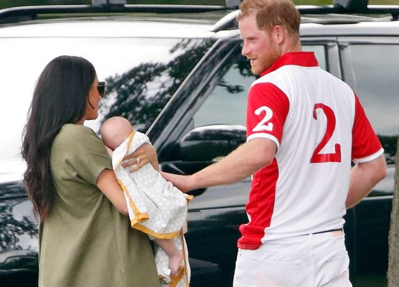 Książę Harry uwielbia grę w polo. Tym razem znów mógł oddać się swojej ulubionej rozrywce /Max Mumby/Indigo /Getty Images