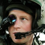 Książę Harry walczy na afgańskim froncie