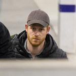Książę Harry wrócił do Wielkiej Brytanii