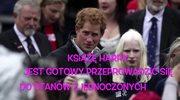Książę Harry wyjedzie do Stanów?