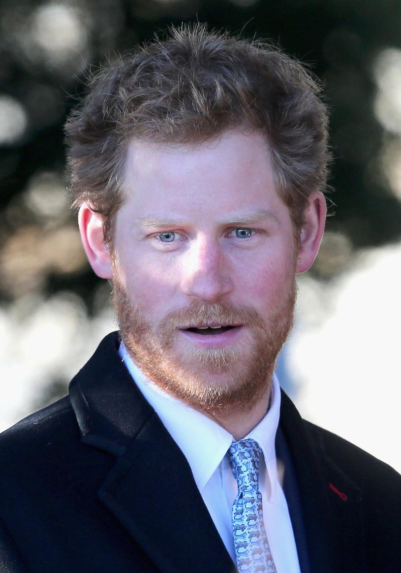 Książę Harry ze względu na nią przełożył swoją imprezę urodzinową /Chris Jackson /Getty Images