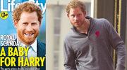 Książę Harry zostanie ojcem?!