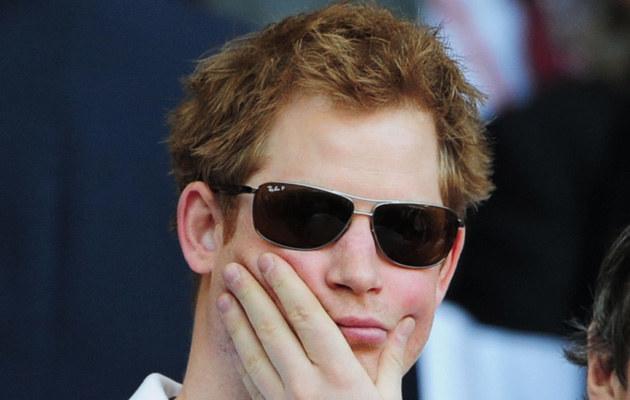 Książę Harry /Shaun Botterill /Getty Images