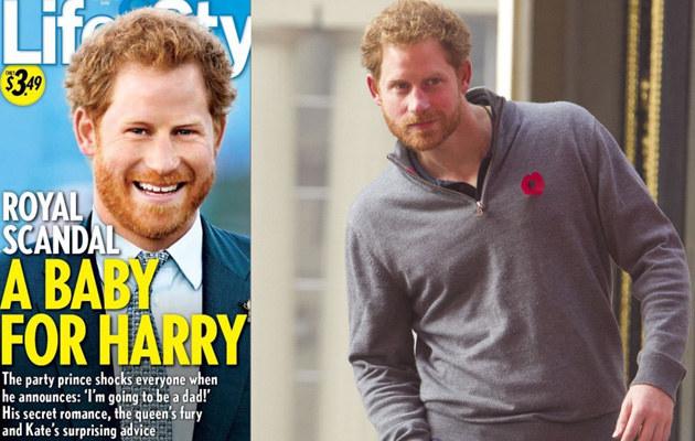 Książę Harry /- /Getty Images