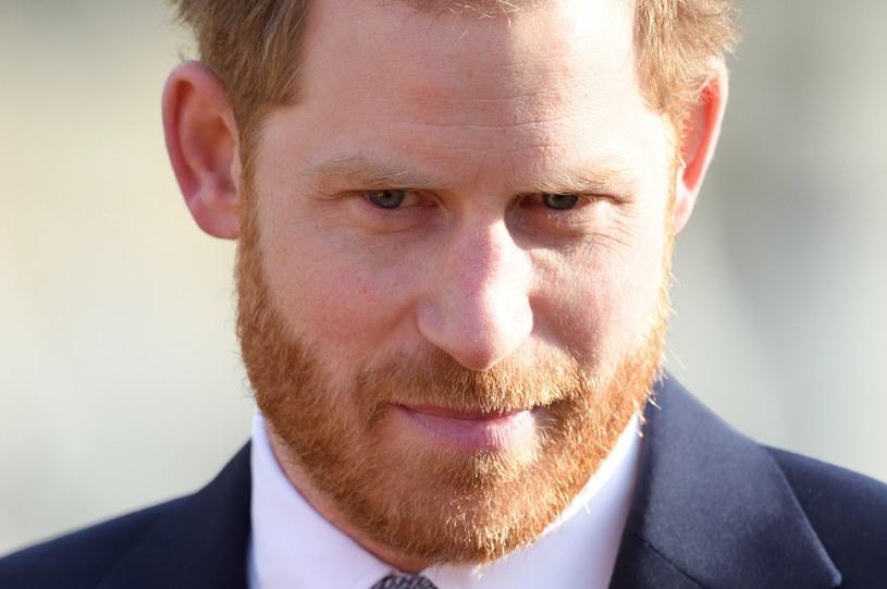 książę Harry zdobył się na sensacyjne wyznanie! Przerwał ...