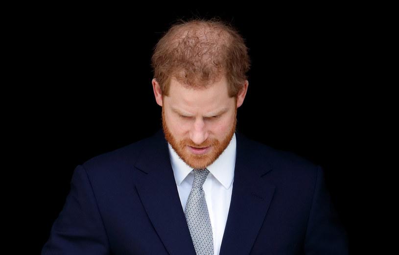 Książę Harry /Max Mumbly /Getty Images