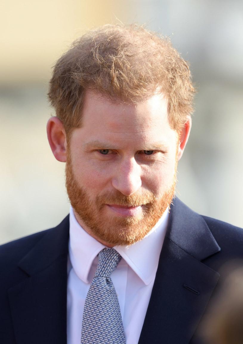 Książę Harry /Karwai Tang /Getty Images