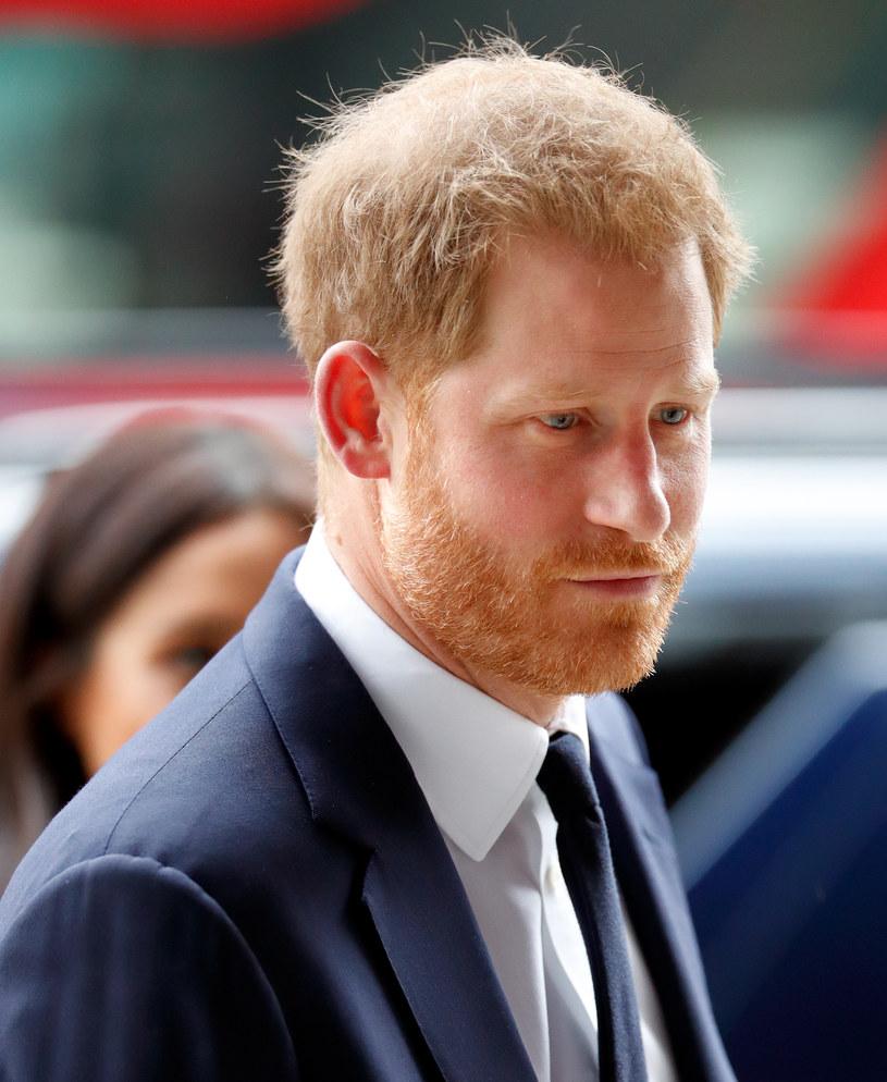 Książę Harry /Max Mumby/Indigo /Getty Images
