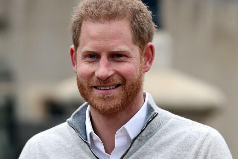 Książę Harry /STEVE PARSONS/AFP/East News /East News
