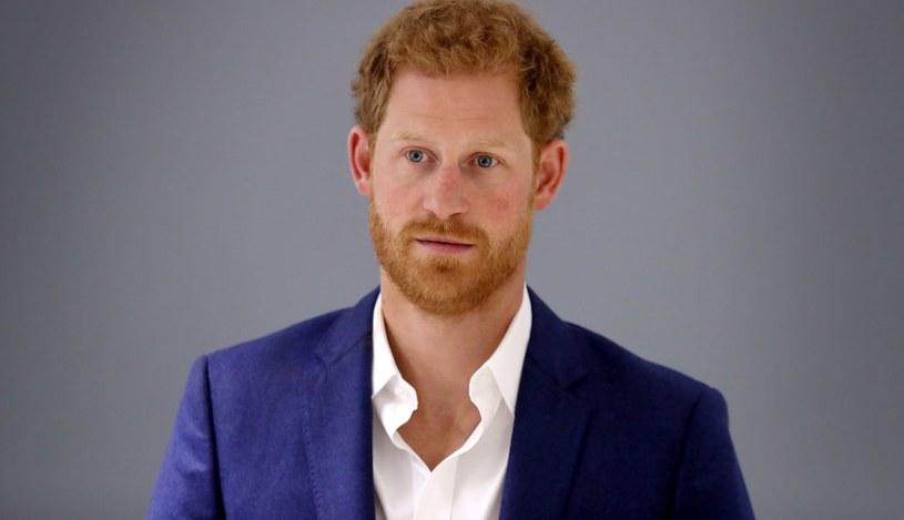 Książę Harry /Chris Jackson /Getty Images