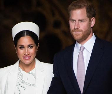 Książę i księżna Sussex czekają zmiany