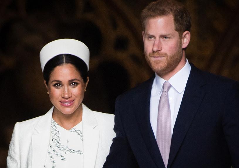 Książę i księżna Sussex /Getty Images