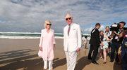 Książę Karol i Kamila w podróży po Australii
