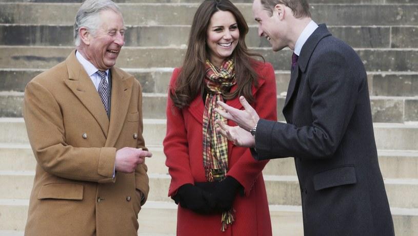 Książę Karol i książę William pogodzili się dzięki księżnej Kate /WPA Pool /Getty Images
