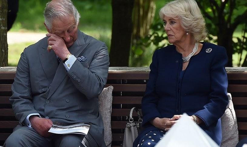 Książę Karol i księżna Camilla nie mieli łatwych początków swojego związku /WPA Pool /Getty Images