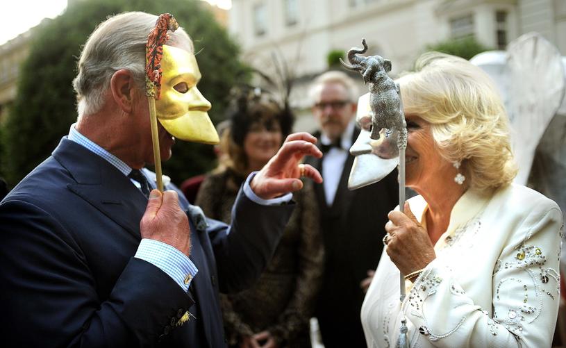 Książę Karol i księżna Camilla /East News