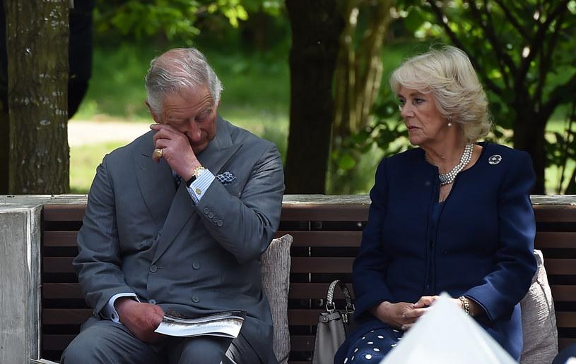 Książę Karol i księżna Camilla /WPA Pool /Getty Images