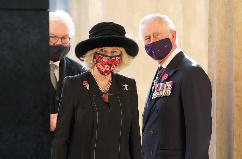Książę Karol i księżna Camilla / Sean Gallup /Getty Images