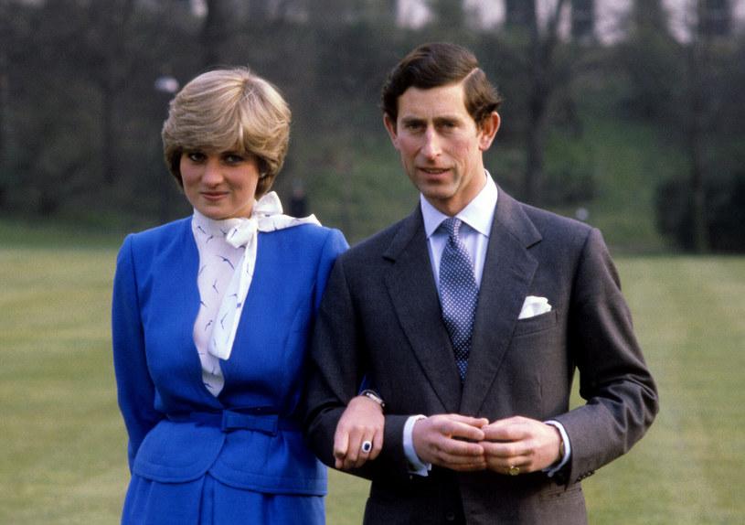 Książę Karol i księżna Diana w 1981 roku /PA Archive/Press Association Images /East News