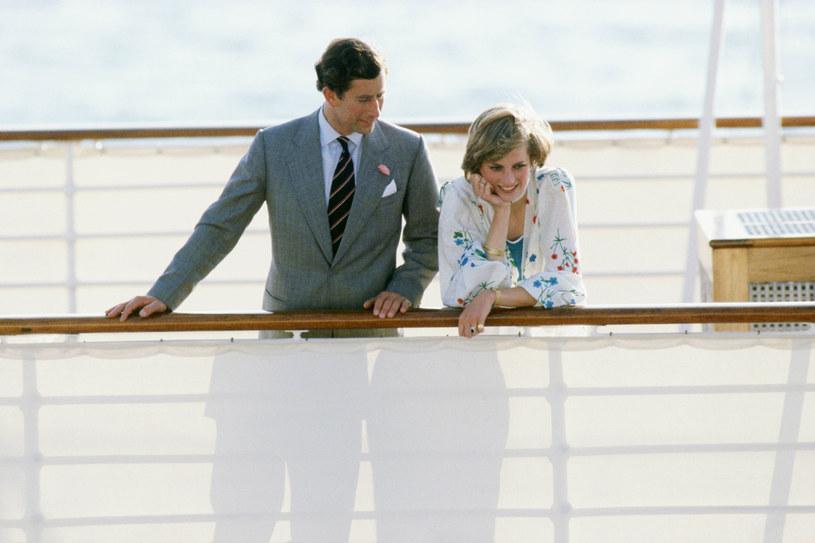 Książę Karol i księżna Diana wyruszyli jachtem Britannia w podróż poślubną /Getty Images