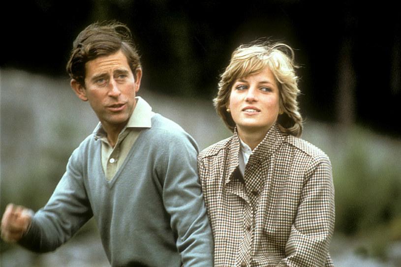 Książę Karol i księżna Diana /REPORTER /East News