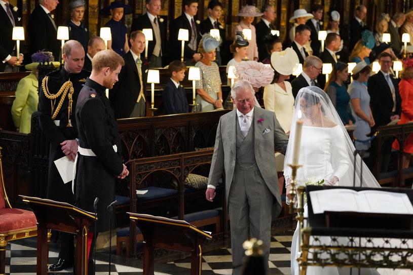Książę Karol i Meghan Markle /WPA Pool /Getty Images